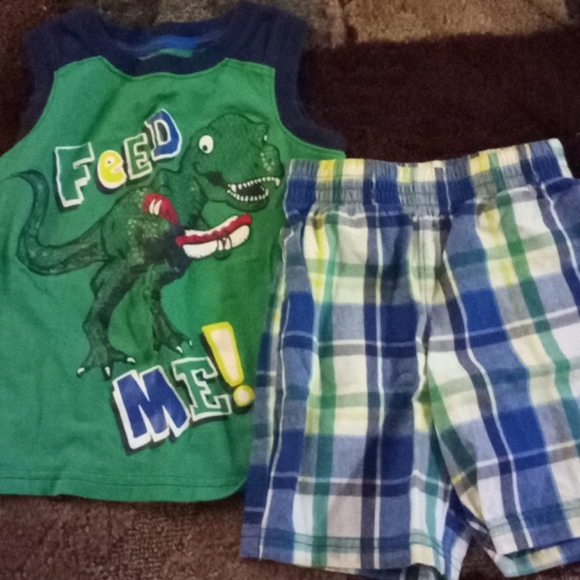 healthtex Other - Boys short outfit